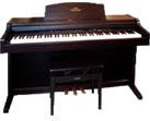 月額3000円からのレンタルピアノ